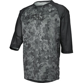 IXS Vibe 8.1 Jersey Men black-camo